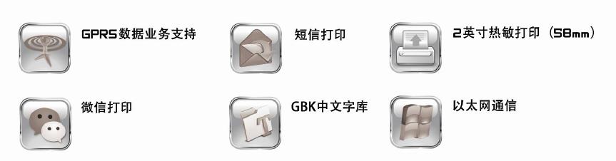 3G无线打印机